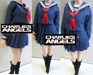 1/6 Charlie's Angels 2017ガールズ  セーラー服セット