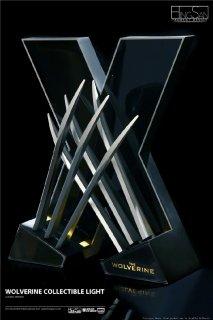 1/1 HingSan Wolverine Collectible LED Light  ウルヴァリン 狼爪風 LEDライト 壁掛け可能