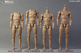 送料無料 1/6 COOMODEL COO BD001/2/3/4  Muscle male Body  2017最新版 男性素体