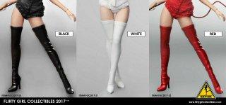 予約 1/6 Flirty Girl FGC2017-20/21/22 女性用ブーツ