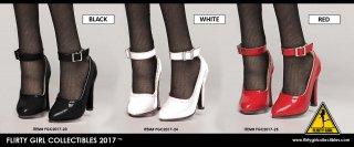 予約 1/6 Flirty Girl FGC2017-23/24/25 女性用ハイヒール