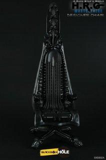 1/6  BLACKBOX X BLACKHOLE Toys BXB002A/B A DARK STAR'S WORLD H.R.G MASTERPIECE DESIGNER CHAIR