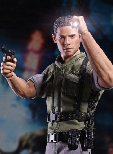 予約1/6 ZCtoys バイオハザード クリス·レッドフィールド Zombie Police Officer フルセット