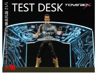 1/12 TOYS-BOX TB055 2018最新  欧米男性  トニー用 テストデスク TEST DESK