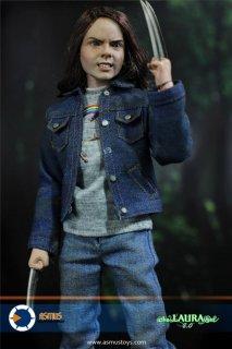 1/6 Asmus Collectible Toys TEENBD03 TEENAGER BODY 3.0  ローガン Xメン ダフネ・キーン ヘッドと素体