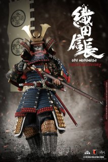 予約 1/6  COOMODEL SE022 戰國武将 織田信長 SERIES OF EMPIRES  (DIECAST ARMOR) - ODA NOBUNAGA (DELUXE EDITION)