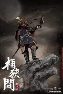 予約 1/6  COOMODEL SE023 戰國武将 織田信長 地台 SERIES OF EMPIRES DRAGON ROCK OF OKEHAZAMA SCENE PLATFORM