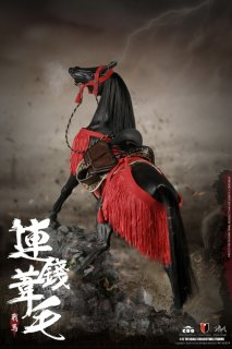 1/6  COOMODEL SE024 戰國武将 織田信長 戦馬 SERIES OF EMPIRES RENNSENNASIGE THE STEED