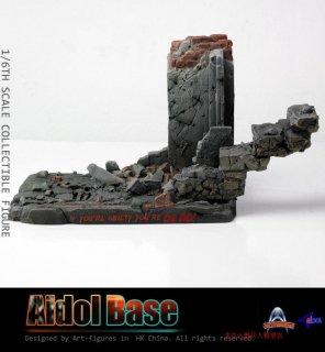 予約 1/6 Art Figures AIDOL BASE パニッシャー  Punisher  用地台