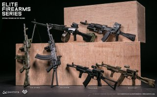 予約 1/6  DAMTOYS EF006-EF011 ELITE FIREARMS SERIES 2 AK GUN Series