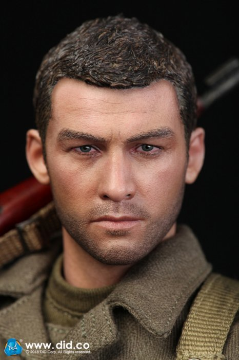 1/6 DID A80129 ハクソー・リッジ 77th Infantry Division サム ...