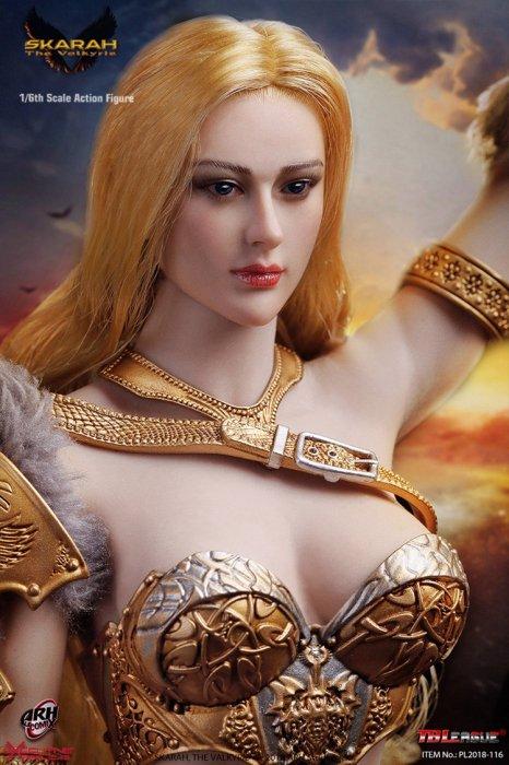 予約 1/6 TBLeague PL2018-116 SKARAH THE VALKYRIE 美人 ワルキューレ 北欧神話女神