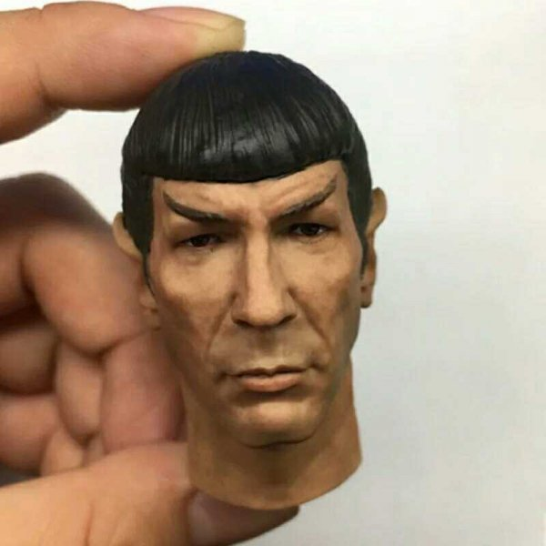 1/6 DIY Star Trek スタートレック TOS ...