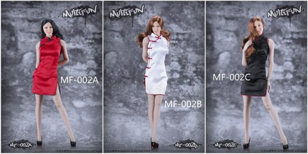 予約 1/6 MULTIFUN MF-002 cheongsam of...