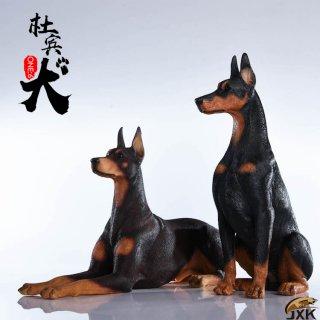 予約1/6 JxK.Studio JxK004 獣猟犬 ドーベルマン