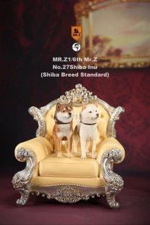 1/6 MR.Z No.027 004/005 日本柴犬
