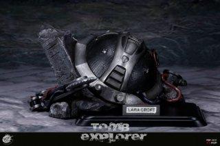 送料無料 1/6 POPTOYS  EX012用パーツ Robot Platform Tomb Explorer トゥームレイダー アンジェリーナ・ジョリー用 地台
