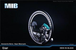 予約1/6 Black Toys AGENT BT105 メン・イン・ブラック 用バイク