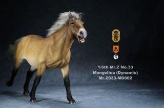予約1/6 Mr.Z No.33 RMZ033-MD002 Mongolica モウコウマ モンゴル馬