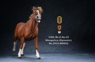 予約1/6 Mr.Z No.33 RMZ033-MD003 Mongolica モウコウマ モンゴル馬