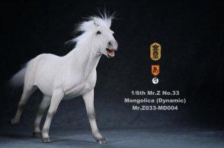 予約1/6 Mr.Z No.33 RMZ033-MD004 Mongolica モウコウマ モンゴル馬