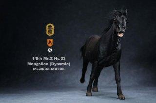 予約1/6 Mr.Z No.33 RMZ033-MD005 Mongolica モウコウマ モンゴル馬
