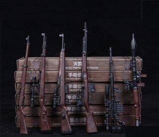 1/6 DIY 現代武器 ライフル 6点セット