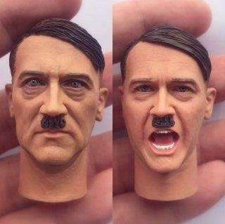 1/6 DIY  WWII ドイツ政治家国家元首 アドルフ・ヒトラー ヘッド