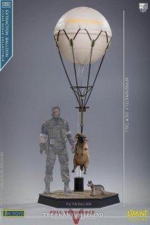 送料無料 予約 1/12 LIMTOYS LIMTOYS-LiMiNi メタルギアソリッドV 風船と羊と子犬