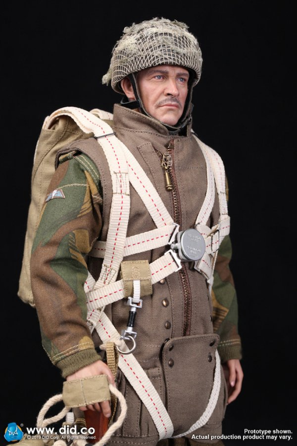 Haversack for DID K80135 WWII British 1st Airborne Red Devil Commander Roy 1//6th