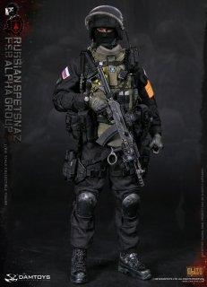 送料無料 予約 1/6 DAMTOYS DAM 78064 RUSSIAN SPETSNAZ FSB ALPHA