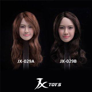 予約 1/6 JXTOYS JX-029 アジアン美人 ヘッド