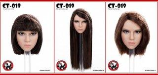 予約 1/6 CAT TOYS CT019 アジアン美人 ヘッド