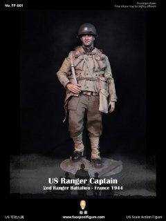 送料無料  1/6 Facepoolfigure FP-001 プライベート・ライアン トム・ハンクス WWII US RANGER CAPTAIN