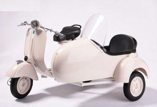 送料無料 1/6 NEWRAY ローマの休日 オードリー・ヘプバーン等用 三輪バイク