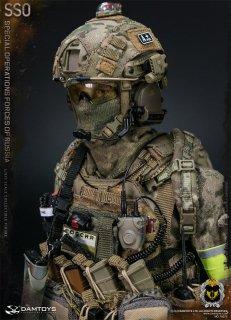 予約 送料無料  1/6 DAMTOYS 78075 ロシア特殊作戦軍