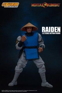 予約 送料無料  1/12 Storm Toys DCMK-004 モータルコンバット Raiden