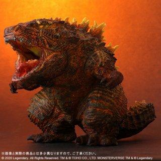 送料無料 予約 X-PLUS 12cm ゴジラ キング・オブ・モンスターズ Godzilla