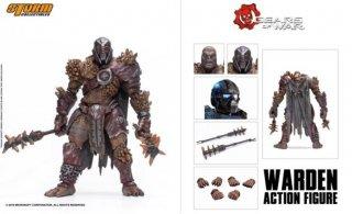 送料無料 予約 1/12 Storm Toys ギアーズ・オブ・ウォー Gears Tactics Warden
