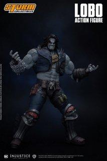 送料無料  1/12 Storm toys DCIJ-002 LOBO インジャスティス:神々の激突