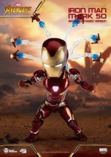 送料無料 予約 1/12 Egg Attack EAA-070SP Avengers: Infinity War Iron Man Mark L
