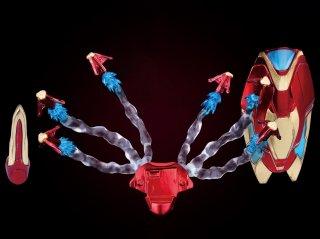 送料無料 予約 1/12 Egg Attack EAA-070AC Avengers: Infinity War  Iron Man Mark L Nano Weapon Accessory Set