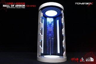 送料無料 1/6 TOYS-BOX TB088 2020最新 LED リモコン スパイダー 地台