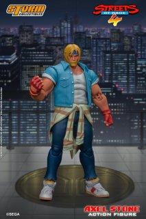 予約 送料無料  1/12 Storm Toys SESR001 ベア・ナックルIV AXEL STONE