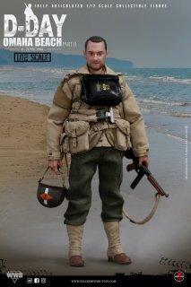 予約 送料無料  1/12 SoldierStory SSM004 アメリカ陸軍レンジャー部隊 ノルマンディー上陸作戦