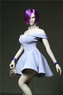 送料無料 1/6 GamerBeauty A2002 TBLeague素体用  2020最新版 美人  ドレスとアクセサリーセット