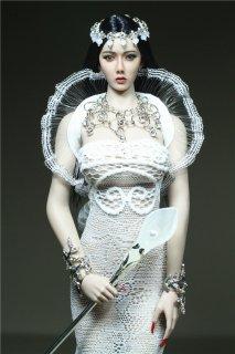 送料無料 1/6 GamerBeauty A2009 TBLeague素体用  2020最新版 美人  ドレスとアクセサリーセット