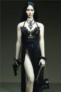 送料無料 1/6 GamerBeauty A2014 TBLeague素体用  2020最新版 美人  ドレスとアクセサリーセット