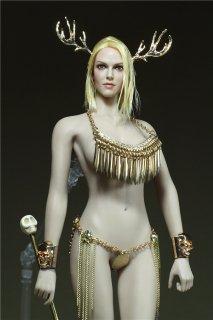 送料無料 1/6 GamerBeauty A2015 TBLeague素体用  2020最新版 美人  ドレスとアクセサリーセット