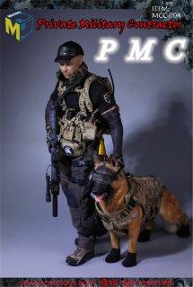 送料無料 1/6 MCCTOYS  MCC-004-A PMC 民間軍事会社  戦闘服装備アクセサリーセット